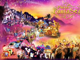 Phuket Fantasea: The Ultimate Culture Theme Park
