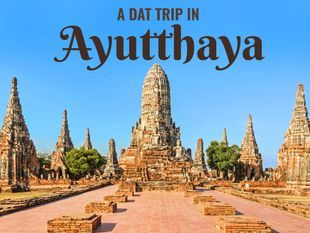 One day tour in Ayutthaya (Bang Pa-In Palace, Historical Temples and Floating Market)