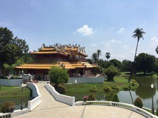 Ayutthaya Highlights & Bang Pa In Palace by private car