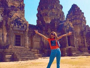 Enjoy Lopburi, the Monkey Town for one day