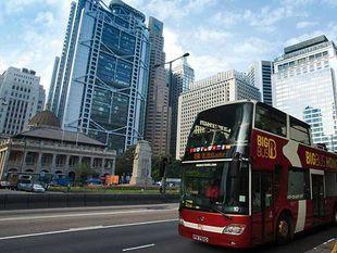 ทัวร์ Big Bus รอบฮ่องกง ราคาพิเศษ (Hong Kong Big Bus Tours)