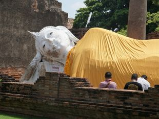 Visit Amazing Ayutthaya and Elephant trekking