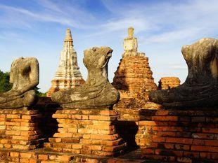 [Joined Tour] Ayutthaya Ancient City Tour & Bang Pa-In Summer Palace