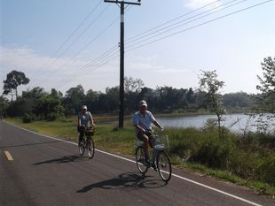 Cycling & Cooking Class in the Countryside
