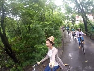 Bamboo Bike Bangkok Jungle Oasis - Unique Bang Kra Choa (Bang Kra Jao) bicycle trip. (Mon - Fri)