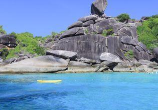 Snorkeling day trip at Similan Islands