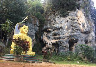 Sri fah Cave