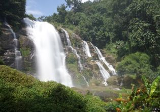 Doi Inthanon & Stunning Waterfalls