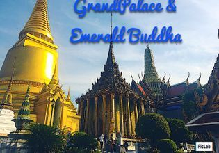 Temple Highlights, Grand Palace & Wat Pho & Wat Arun , Street Food by Private Tour