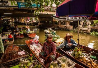 Let's Rock The Floating Markets!