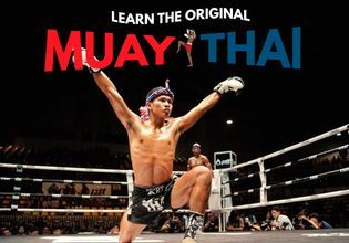 Learn the Original Muay Thai with The Champion!
