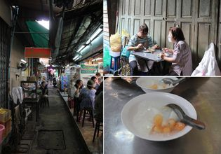 Colors of Bangkok's Old Markets: The Multi-Cutural Walk