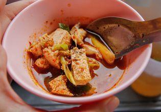 Tomyam fish