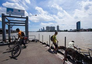 Bangkok City Culture Bicycle Excursion