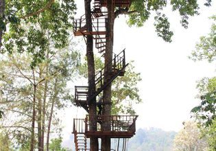 One day trip with Zipline and  the best Thai Massage in town