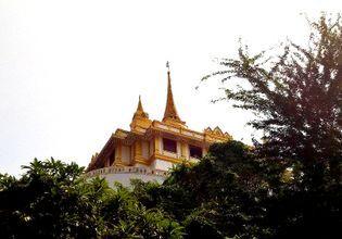 Golden Mountain Temple
