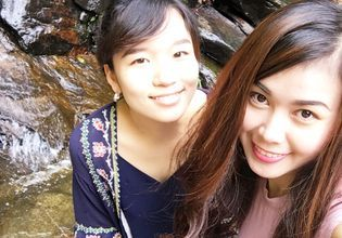 Recent trip with my lovely passenger from Japan