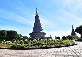"Doi Inthanon and ""Pha Dok Siew"" natural trekking in One Day"