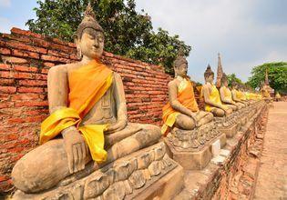 大城历史公园, 带你返回暹罗王国的黄金时代