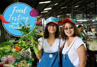 Welcome to Food Tasting & Market tour @ Chan Road