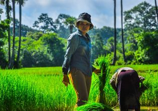 Off the Beaten Track in Siem Reap (Half Day: Morning)