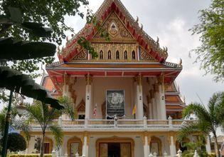 Wat Samphanthawongsaram Worawihan (Wat Koh)
