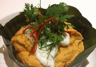 Fish soufle