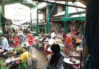 Nongchok market