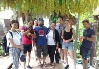 Koh Kret 1 day trip: Cycling & Meet local