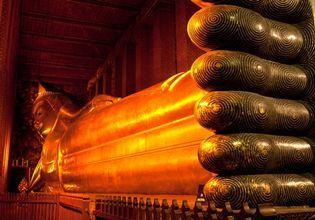 Three Giant Buddha Images Tour