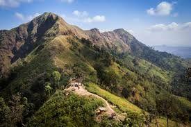 Khao Chang Puak Mountain, The famous mountain for climb