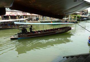 Local Floating Market Village