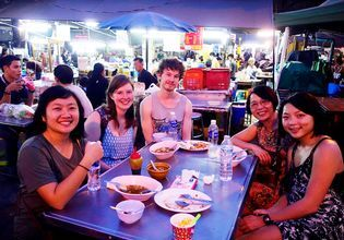 [Joined Tour] Street Food Trails Thonburi