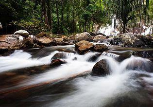 Ton Nga Chang Waterfall; Side trip from Hat Yai city