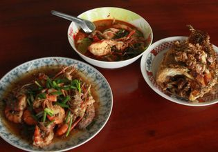 Experience Shrimp Farming & Cook Thai Food with ingredient from my farm