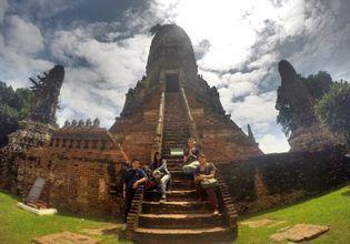 Ayutthaya Historical Capital Island