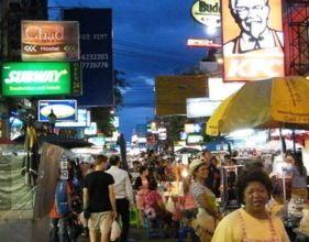 Temples and Bangkok nightlife