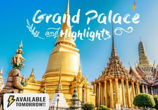 A Half-Day Morning Tour of Bangkok's Temples
