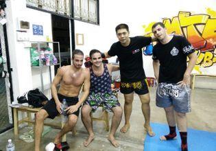 Let's do Muay Thai !