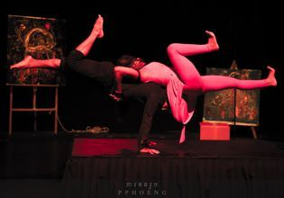PHARE The Cambodian Circus