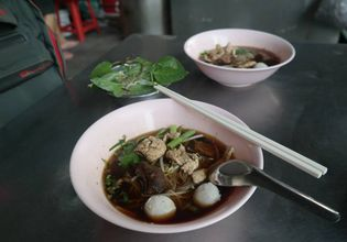 Local Dish Noodles