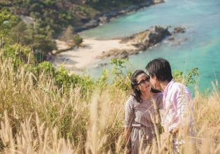 Honeymoon Trip with Your Private Photographer in Phuket