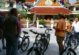Visit a local temple