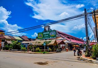 Kampot Heritage Walking Tour