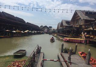 Pattaya Floating MarketPattaya Floating Market