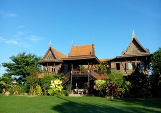 Our traditional style teak wood house