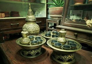 Thai Pottery activity