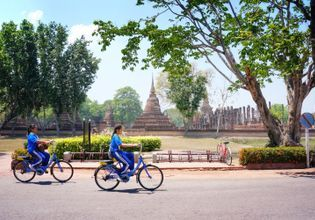 Take a bike for tourism...