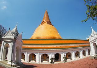 Experience local way of life and Visit The largest buddhist Chedi in the world.