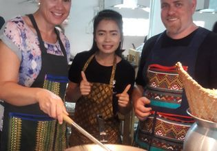 Learning to Cook Like a Thai